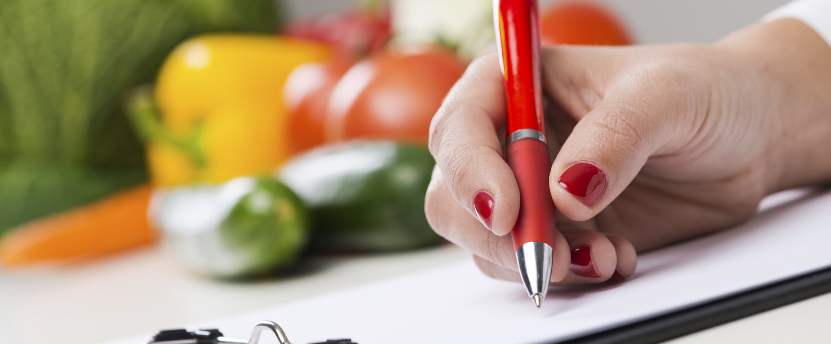 nutritionist_writing